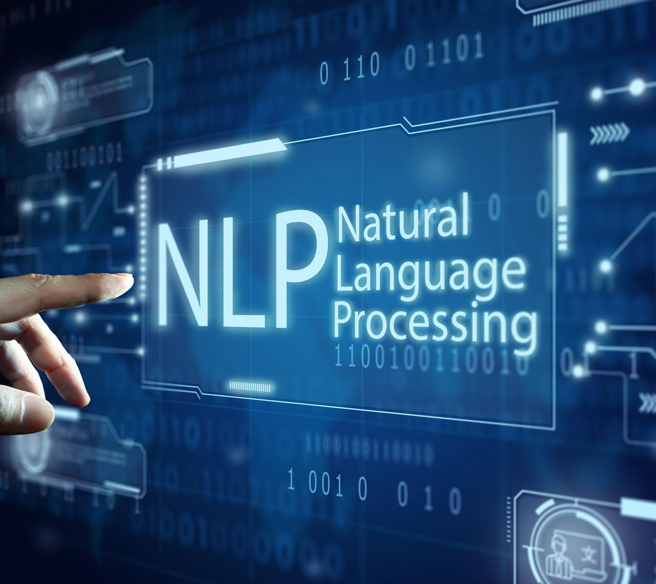 NLP illustration image