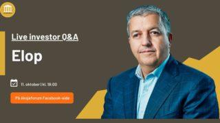 Aksjeforum invites: Elop ASA