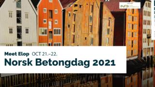 Meet Elop at Norsk Betongdag 2021